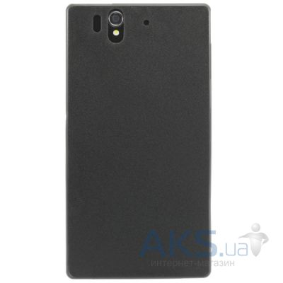 Чехол Perfektum UltraThin Sony Xperia Z L36h Mate Black