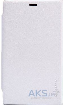 Чехол Nillkin Sparkle Leather Series Nokia X2 White