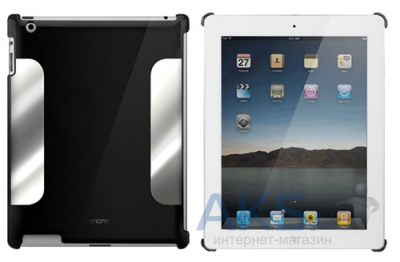 Чехол для планшета More Para Blaze for iPad 4/iPad 3/iPad 2 Black (AP19-003BLK)