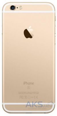 Корпус Apple iPhone 6S Original Gold