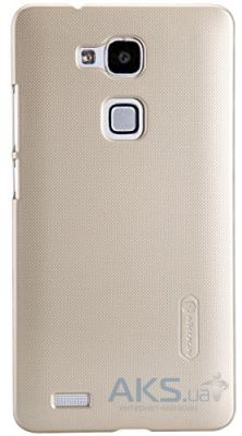 Чехол Nillkin Super Frosted Shield Huawei Ascend Mate 7 Gold