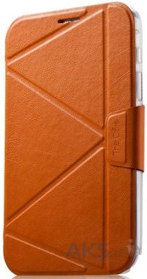 Чехол для планшета Momax Smart case for Samsung Galaxy Note 8.0 orange (GCSANOTE8O)