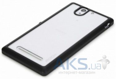 Чехол Rock Enchanting Series Sony Xperia C3 D2502 Black
