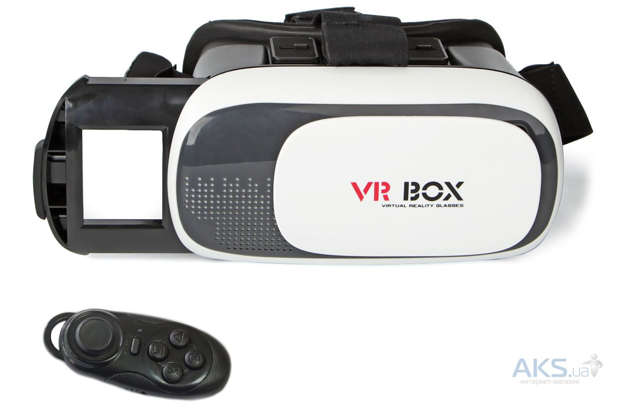 Гаджет UFT 3D VR2 Box + bluetooth пульт