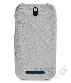 Чехол Melkco Snap leather cover for HTC One SV white (O2ONSTLOLT1WELC)