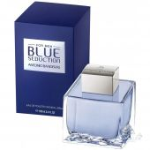 Antonio Banderas Blue Seduction For Men Туалетная вода 100 ml