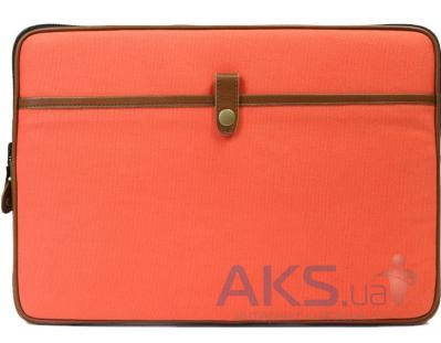 "Чехол PKG Red Crown Collection Sleeve Canvas/Leather for MacBook Air/Pro 13"" Mango (PKG RCCSS13-MAN1)"