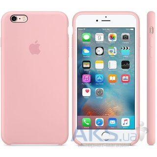 Чехол Apple Silicone Case for iPhone 6S Plus Pink (MLCY2)