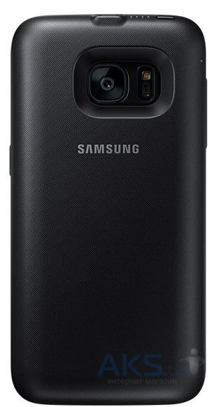 Чехол Samsung Backpack Cover Galaxy S7 G930 Black (EP-TG930BBRGRU)