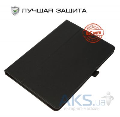 Чехол для планшета BeCover Slimbook case Asus Z300 ZenPad 10 Black (700589)
