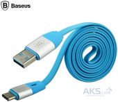 Вид 2 - Кабель USB Baseus Si Chi times flash series Type-C cable Blue