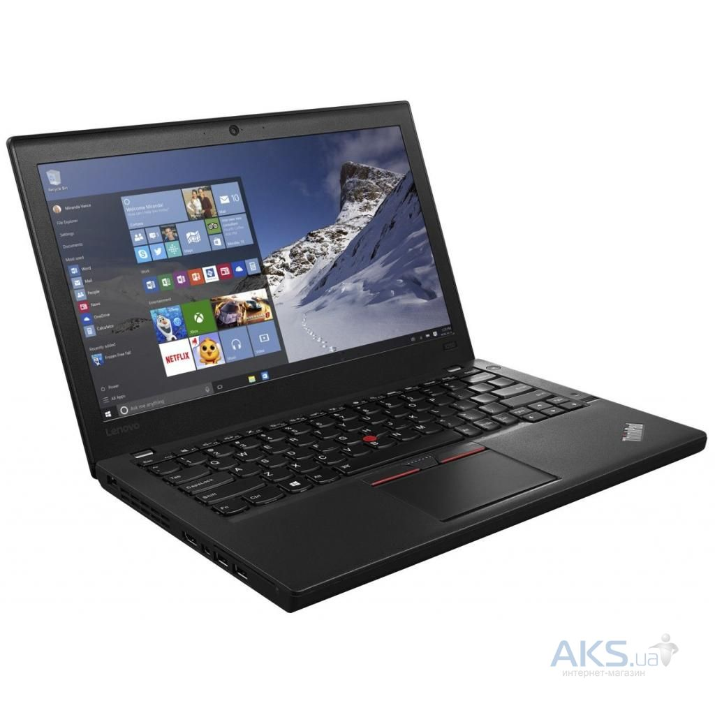 Ноутбук Lenovo ThinkPad X260 (20F60041RT)