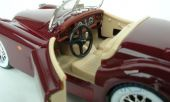 Автомодель Bburago Авто-конструктор JAGUAR XK 120 ROADSTER (1948), 1:24 (18-25061)