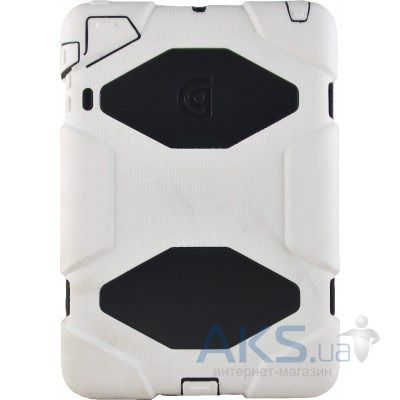 Чехол для планшета Griffin Survivor military-duty case and stand for iPad Retina White\Black