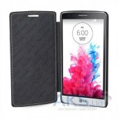 Вид 3 - Чехол TETDED Leather Book Series LG G3s D724, G3s D722 Black