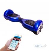 "Гироборд UFT EasyBoard 6.5"" Bluetooth Speaker Blue"
