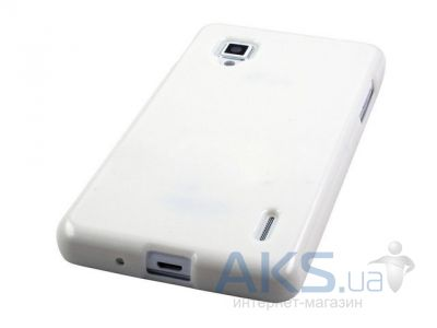 Чехол Celebrity TPU case for Lenovo IdeaPhone K910 White
