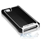 Вид 2 - Чехол ITSkins Fusion Carbon Core for iPhone 5/5S White (APH5-FUSCA-BKWH)