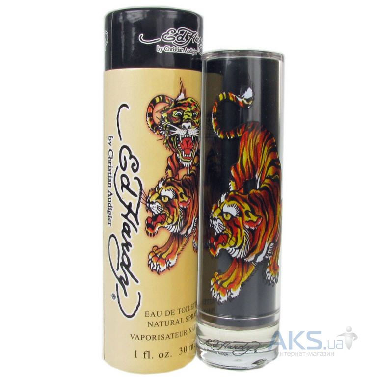 Christian Audigier Ed Hardy Men's Туалетная вода 50 мл