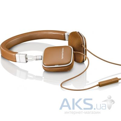 Наушники (гарнитура) Harman Kardon On-Ear Headphone SOHO I Beige (HKSOHOIBEG)