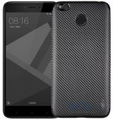 Чехол Original Carbon Xiaomi Redmi 4X Black