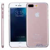 Чехол Momax Yolk Case Apple iPhone 7 Plus Transparent (MCAPIP7LW)