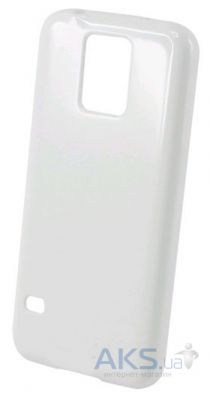 Чехол Celebrity TPU case for Samsung Galaxy S5 G900 White