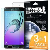 Защитная пленка Ringke Samsung A710 Galaxy A7 2016 Clear (Pack 3+1)