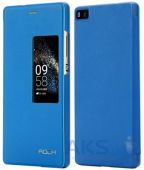 Чехол Rock Touch Series Huawei Ascend P8 Blue