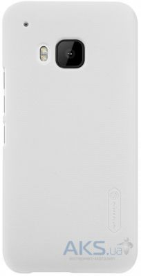 Чехол Nillkin Super Frosted Shield HTC One M9 White