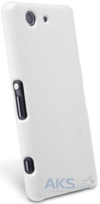 Чехол Nillkin Super Frosted Shield Sony Xperia Z3 Compact D5803 White
