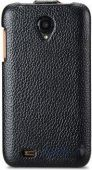 Чехол Melkco Jacka Leather Case for Lenovo S750 Black (LNLN75LCJT1BKPULC)