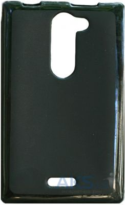 Чехол Original TPU Case Nokia Asha 502 Black