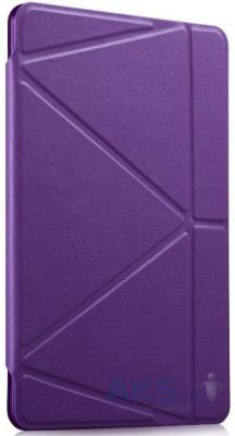 Чехол для планшета Momax Smart case for iPad Air purple [GCAPIPAD53U]