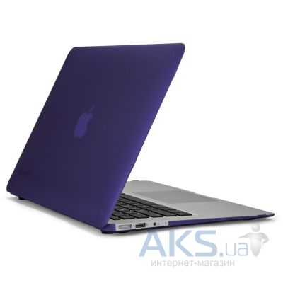 "Чехол Speck MacBook Air 13"" 2013 SeeThru Satin Grape (SPK-A2205)"