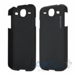 Чехол Capdase Karapace Jacket Touch Black for Samsung Galaxy Core Duos i8262 (KPSG8262-T101)
