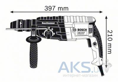 Фото галерея: Перфоратор Bosch GBH 2-26 DRE (SDS-plus) .