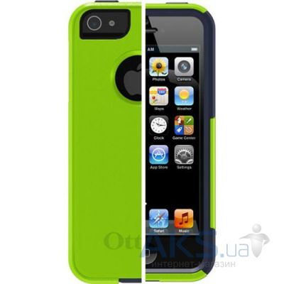 Чехол OtterBox Commuter Series Apple iPhone 5, iPhone 5S, iPhone 5SE (77-22163) Green
