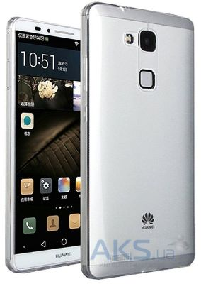 Чехол Original TPU Ultra Thin Huawei Ascend Mate 7 Transparent