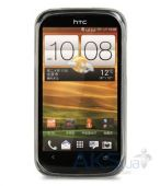 Вид 2 - Чехол Melkco Poly Jacket TPU cover for HTC Desire V T328w/Desire X transparent (O2DESVTULT2TSMT)