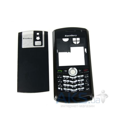 Корпус Blackberry 8100 Black