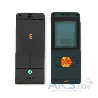 Корпус Sony Ericsson W350 Black − купити в Києві та Україні 75bd3256fbe98