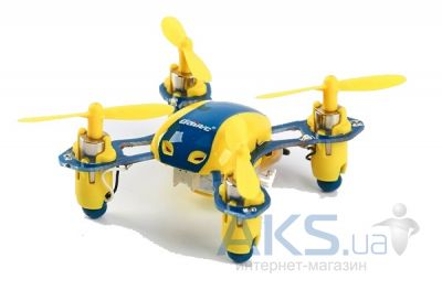 Квадрокоптер UDIRC U840 2,4 GHz 40мм мини 4Ch Indoor and Outdoor Flight Mode Yellow