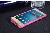 Вид 5 - Чехол Nillkin Sparkle Leather Series Huawei Ascend P9 Lite Pink