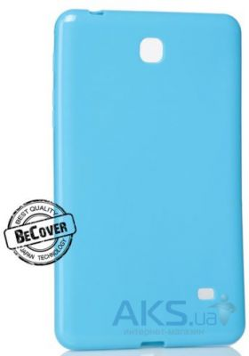 Чехол для планшета BeCover Silicon case Samsung T230 Galaxy Tab 4 7.0 Blue (700543)