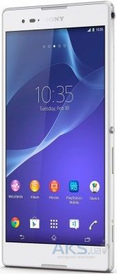 Дисплей (экраны) для телефона Sony Xperia T2 Ultra D5303, Xperia T2 Ultra Dual D5322 + Touchscreen White