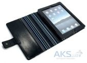 Вид 5 - Чехол для планшета Alston Craig Vintage Leather Series Apple iPad Air Black (I11_8)
