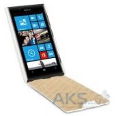 Вид 2 - Чехол TETDED Leather Flip Series Nokia Lumia 720 White