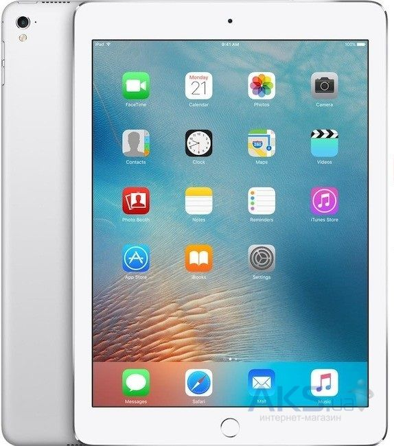 Планшет Apple iPad Pro 9.7 Wi-FI 32GB (MLMP2) Silver