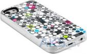 Вид 3 - Чехол ITSkins Phantom for iPhone 5C Graphic Spot (APNP-PHANT-GPSP)